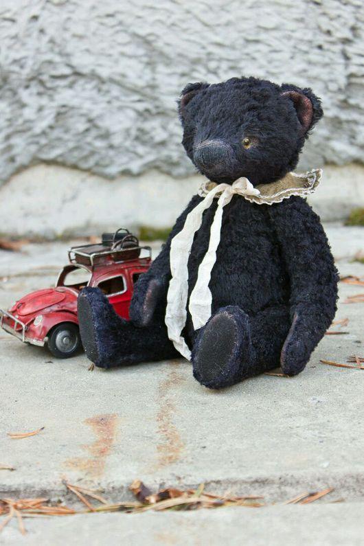 Мишки Тедди ручной работы. Ярмарка Мастеров - ручная работа. Купить Чарли. Handmade. Мишки тедди, плюш