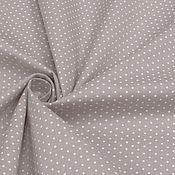 Ткани ручной работы. Ярмарка Мастеров - ручная работа Ткань хлопок  поплин в горошек со стрейчем 6 видов. Handmade.