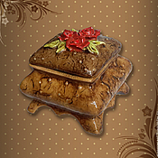 Для дома и интерьера handmade. Livemaster - original item Ceramic candy dish for jelly beans. Handmade.