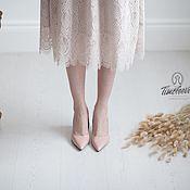 Юбки ручной работы. Ярмарка Мастеров - ручная работа Платье кружевное(для примера). Handmade.