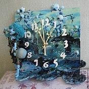 """Для дома и интерьера ручной работы. Ярмарка Мастеров - ручная работа Часы """"Нава"""". Handmade."""