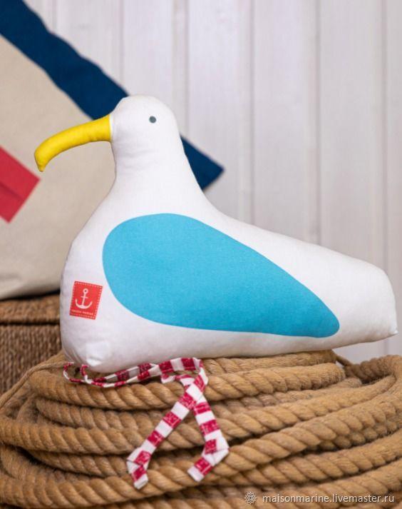 Seagull 24cm x h33cm, Tilda Toys, Moscow,  Фото №1