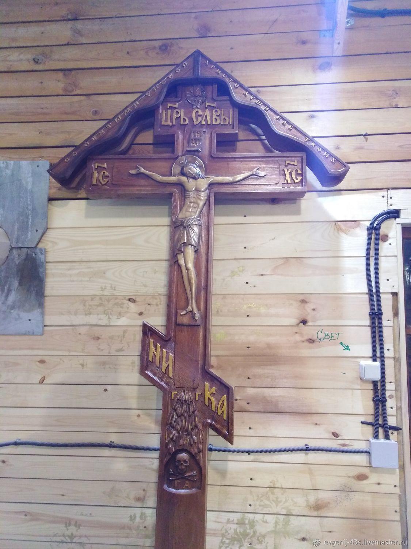 могильный крест, Иконы, Рязань,  Фото №1