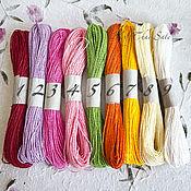Материалы для творчества ручной работы. Ярмарка Мастеров - ручная работа 45 м бумажный шнур, бумажная нить, шпагат. Handmade.