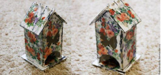 """Кухня ручной работы. Ярмарка Мастеров - ручная работа. Купить Чайные домики """"Бабочка"""". Handmade. Чёрно-белый, чайная коробка"""