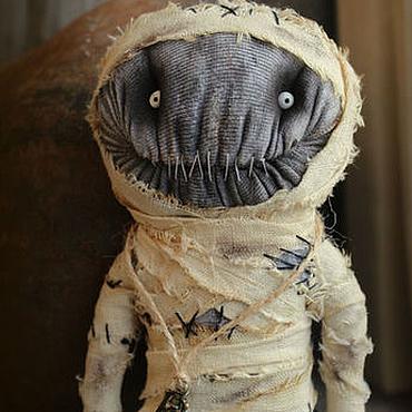 Куклы и игрушки ручной работы. Ярмарка Мастеров - ручная работа Egyptian mummy.... Handmade.