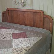 Для дома и интерьера ручной работы. Ярмарка Мастеров - ручная работа Кровать дуб США с матрасом. Handmade.