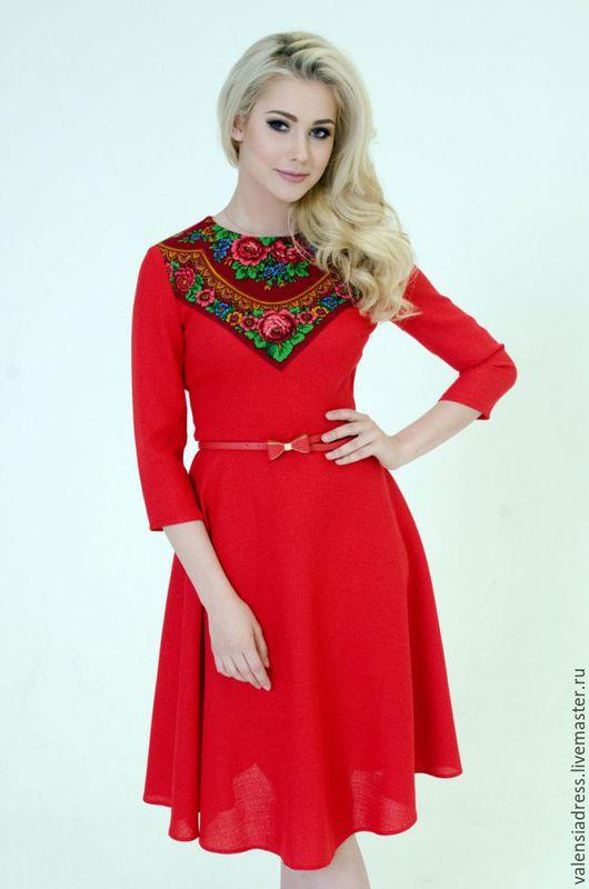 платье летнее, платье на каждый день, нарядное платье