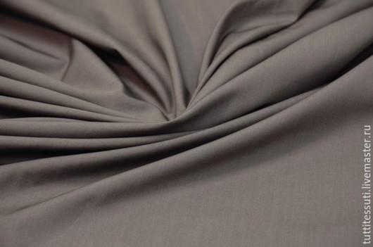 Шитье ручной работы. Ярмарка Мастеров - ручная работа. Купить Блузочная ткань 12-003-1813. Handmade. Серый
