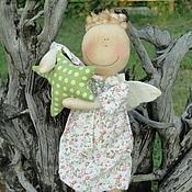 Куклы и игрушки ручной работы. Ярмарка Мастеров - ручная работа Семья домашних ангелов. Handmade.
