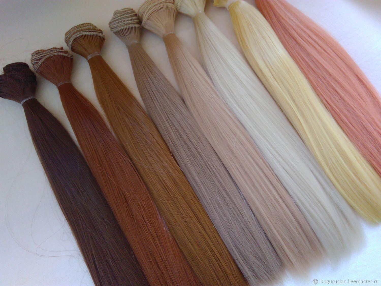 Кукольные волосы 25см, Шитье, Бугуруслан, Фото №1