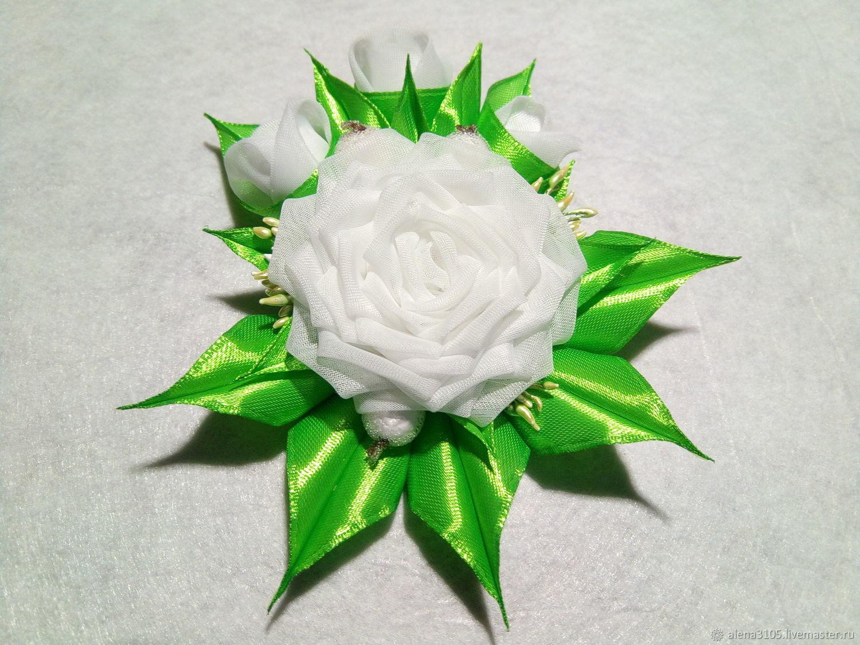 Brooch 'rose beraia', Brooches, Bogotol,  Фото №1