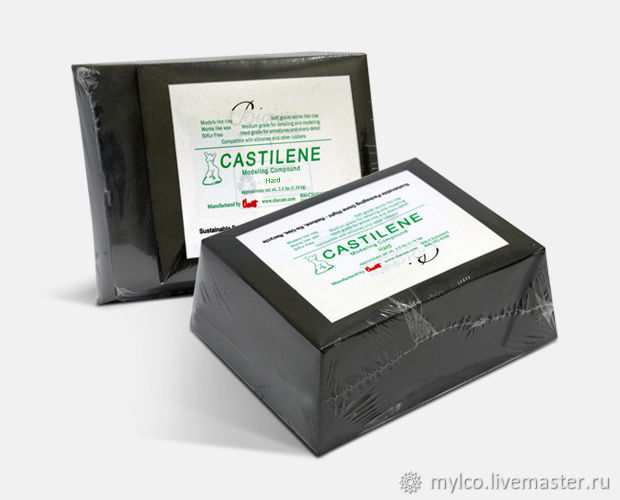 Castilene – скульптурный пластилин, Глина, Москва,  Фото №1
