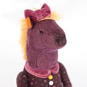 Куклы и игрушки ручной работы. Ярмарка Мастеров - ручная работа Пони Принцесса цирка.. Handmade.
