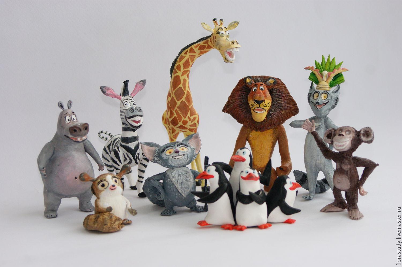 Мадагаскар игрушки картинки