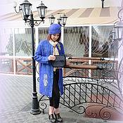 """Одежда ручной работы. Ярмарка Мастеров - ручная работа Пальто валяное  """"EGO"""". Handmade."""