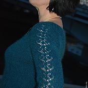 """Одежда ручной работы. Ярмарка Мастеров - ручная работа Платье """" МОРСКАЯ СИРЕНА"""". Handmade."""