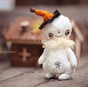 """Куклы и игрушки ручной работы. Ярмарка Мастеров - ручная работа Маленькое привидение """"Бо"""". Handmade."""