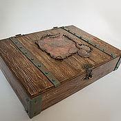 Для дома и интерьера ручной работы. Ярмарка Мастеров - ручная работа Для пирата-рыбака. Handmade.