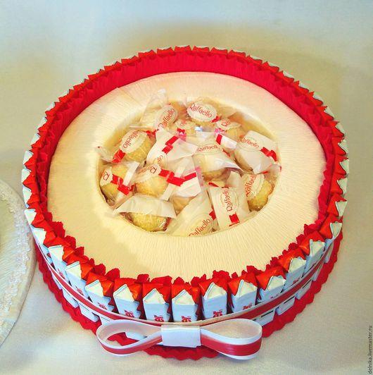 Торт из киндер сюрприза
