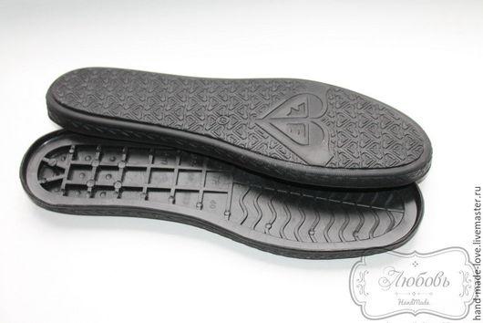 Другие виды рукоделия ручной работы. Ярмарка Мастеров - ручная работа. Купить Подошва для вязаной обуви Viola (Виола). Handmade.