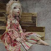 Куклы и игрушки ручной работы. Ярмарка Мастеров - ручная работа Лизетта, будуарная кукла.. Handmade.