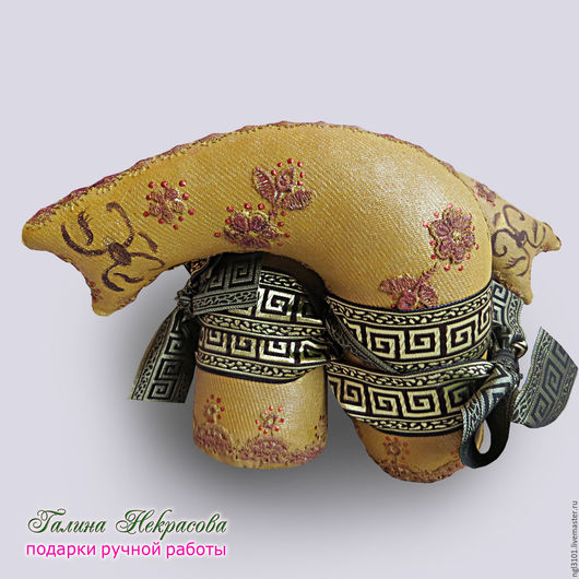 """Ароматизированные куклы ручной работы. Ярмарка Мастеров - ручная работа. Купить Чердачная игрушка """"Влюбленные коты"""". Handmade. Коричневый"""
