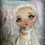 Куклы и игрушки ручной работы. Ярмарка Мастеров - ручная работа Ванильная принцесса.. Handmade.