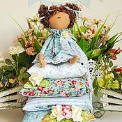 """Куклы и игрушки ручной работы. Ярмарка Мастеров - ручная работа Маленькая принцесса """"Василёк"""". Handmade."""
