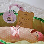 Куклы и игрушки ручной работы. Ярмарка Мастеров - ручная работа Моя Малышка. Handmade.