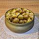 Салатники ручной работы. Ярмарка Мастеров - ручная работа. Купить Блюдо для оливок, маслин и солений. Handmade. Оливковый, керамическая посуда