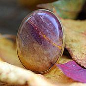 Украшения handmade. Livemaster - original item Ring with Jasper