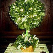 Цветы и флористика ручной работы. Ярмарка Мастеров - ручная работа Денежное дерево. Handmade.