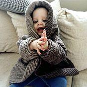 Одежда ручной работы. Ярмарка Мастеров - ручная работа Кардиган на мальчика от 3х лет до 8лет. Handmade.