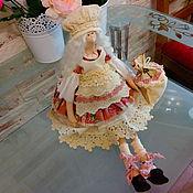 Куклы и игрушки ручной работы. Ярмарка Мастеров - ручная работа Хранительница домашнего Очага. Handmade.