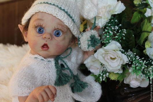 Куклы-младенцы и reborn ручной работы. Ярмарка Мастеров - ручная работа. Купить Эльфик Нафаня.. Handmade. Молд офелия, эльф