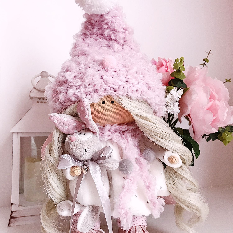 Интерьерная кукла, Тильды, Санкт-Петербург, Фото №1
