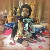 Куклы и игрушки ручной работы. Ярмарка Мастеров - ручная работа Пьетро.... Handmade.