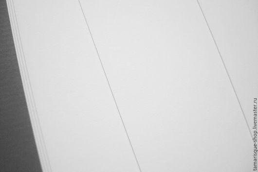 Открытки и скрапбукинг ручной работы. Ярмарка Мастеров - ручная работа. Купить Кардсток белый 300 гр, размер 30х30 см. Handmade.