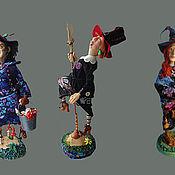 Куклы и игрушки ручной работы. Ярмарка Мастеров - ручная работа Викки,Кэтти,Самми. Handmade.