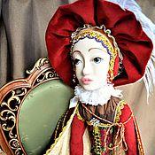 Авторская кукла Лионель
