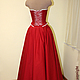 Historical corset Wedding set. Corsets. Gleamnight fashion-studio. My Livemaster. Фото №6