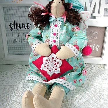 Куклы и игрушки ручной работы. Ярмарка Мастеров - ручная работа Сонные ангелы, сплюшки. Handmade.