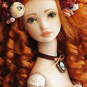 """Куклы и игрушки ручной работы. Ярмарка Мастеров - ручная работа Лолита """"Волшебный сад"""". Handmade."""