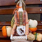 Куклы и игрушки ручной работы. Ярмарка Мастеров - ручная работа Кукла тильда скандинавский стиль. Handmade.