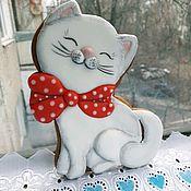 Сувениры и подарки handmade. Livemaster - original item The carrot ginger Cat.The carrot on March 8,Birthday. Handmade.