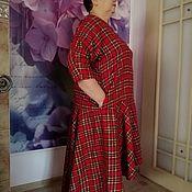 Платья ручной работы. Ярмарка Мастеров - ручная работа Платья: повседневное платье в стиле бохо. Handmade.