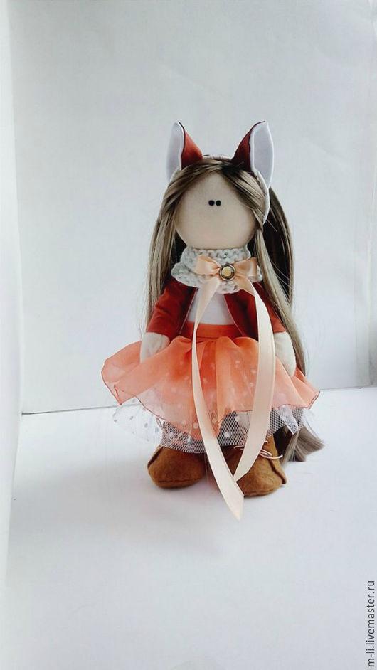 Коллекционные куклы ручной работы. Ярмарка Мастеров - ручная работа. Купить Интерьерная кукла. Handmade. Рыжий, кукла ручной работы