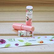 Косметика ручной работы handmade. Livemaster - original item Protective lip balm. Handmade.