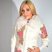 Одежда handmade. Livemaster - original item Coat Alpaca. Handmade.